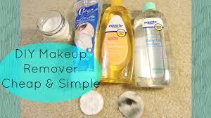 diy makeup remover for sensitive
