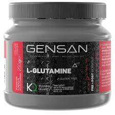 l glutamine muscle gensan