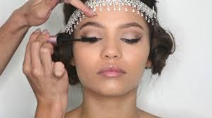 easy flapper halloween makeup tutorial