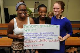 What does Democracy mean to you? | UCT News
