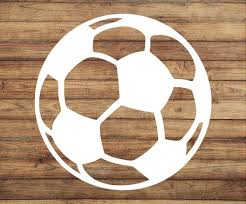 Sports Decals Soccer Ball Soccer Decal Teamwork Yeti Etsy