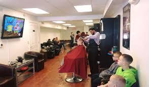 the gentlemen s barber mount joy