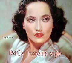 makeup 1940s saubhaya makeup
