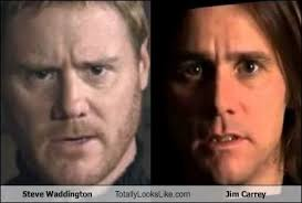 Steve Waddington Totally Looks Like Jim Carrey - Totally Looks Like
