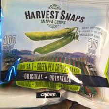 harvest snaps snapea crisps reviews in
