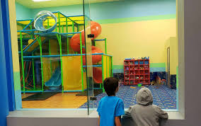 gyms with childcare