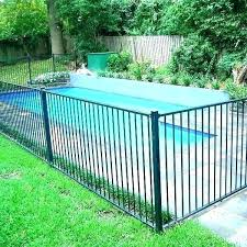 Fencing For Pools Ideas Mileshomedesign Co
