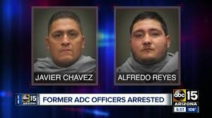 corrections officers arrested in Tucson ...