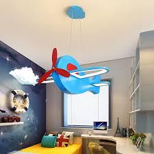 Modern Led Hanging Chandelier For Children Room Boy Girl Kids Room Hanging Plane Dream Pendant Chandelier Fixture Blue Pink Chandeliers Aliexpress