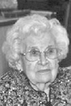 Ada Miller 1903 - 2015 - Obituary