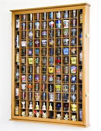 shot glass display case shooter glass