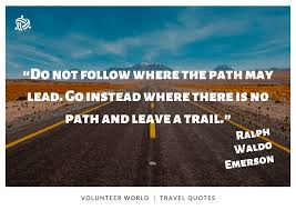 ▷ top meaningful travel quotes volunteer world