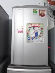 Tủ lạnh mini cũ   Tủ lạnh Sanyo giá rẻ - Điện lạnh cũ