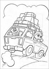 Kids N Fun Kleurplaat Muppet Babies Op Vakantie