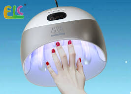 gel nail polish uv light curing