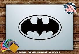 Batman Emblem Symbol Michael Keaton The Dark Knight Silhouette Etsy