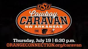 Osu Alumni Association Northwest Arkansas Cowboy Caravan