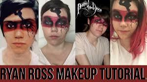 panic at the disco ryan ross makeup
