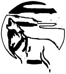 Wolf Decal Wd 64 Vinyl Wolf Truck Window Sticker Wildlife Decal