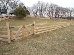 Fencing Pasture Fencing Farm Fence Dream Horse Barns