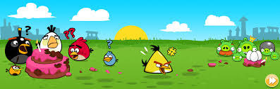 Birdday Party | Angry Birds Wiki