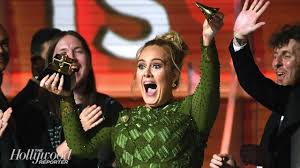Grammys: Adele Drops F-Bomb During Halted George Michael Tribute |  Hollywood Reporter