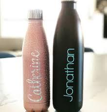 Drink Bottle Decal 5 12cm Single Name Personalised Decal Custom Teepee Designs
