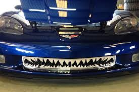 Shark Tooth Grilles American Car Craft