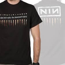 nine inch nails the downward spiral t