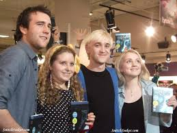 "Half Blood Prince"" Blu-Ray Signing at HMV - Jessie Cave Foto ..."