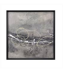 design black framed wall art