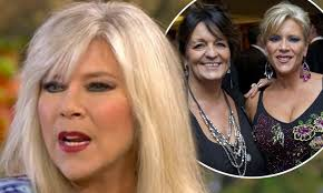 Samantha Fox speaks about the death of her partner Myra Stratton on This  Morning | Daily Mail Online