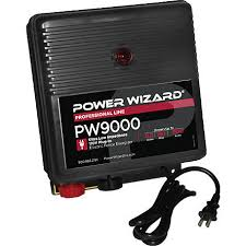 Power Wizard Electric Fence Controller Pw9000 At Tractor Supply Co