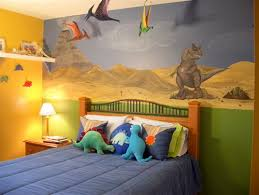 Kids Room In Dinosaurs Style Modern Interior And Decor Ideas
