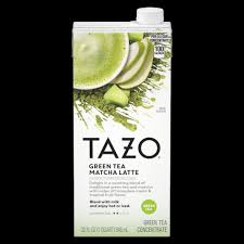 green tea matcha latte concentrate