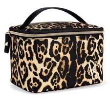 leopard print wash bag home