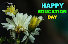 happy education day wishes messages quotes sms status in