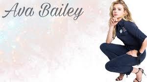 Ava Bailey - Intro: - Wattpad