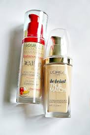 bourjois healthy mix foundation l