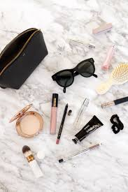 what s in my makeup bag the beauty