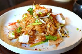recette pad thaï au poulet la