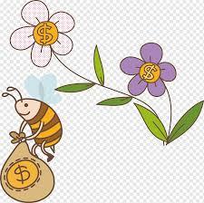 Miel De Abeja Apidae Abeja Abeja Insectos Feliz Cumpleanos