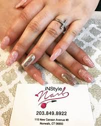 instyle nails dry bar and spa