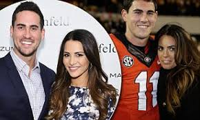 NFL's Aaron Murray splits from fiancee Kacie after brother Josh ...