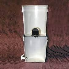 self conned water filtration