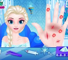 best makeup games frozen for you