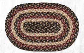 dijon braided jute accent mat 774