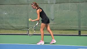 Abby Stevens - Women's Tennis - Wichita State Athletics