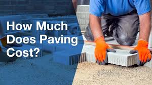 cost of paving installation