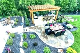 stones for patios ideas bonellibsd co